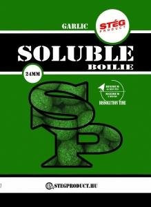SOLUBLE BOILIE 24 MM KNOBLAUCH 1 KG