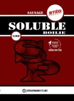 SOLUBLE BOILIE 24 MM WURST 1 KG
