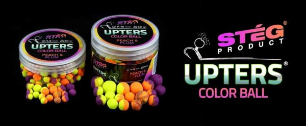 WAFTER COLOR BALL 11-15 MM PFIRSICH UND PFLAUME 60 G